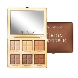 Too Faced Cocoa Contour & Highlight Palette Powder